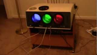 CRT Movie Projector Electronic project Part 2