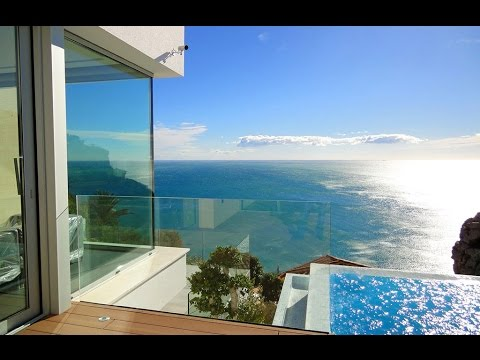 Luxury villa with sea views near Javea