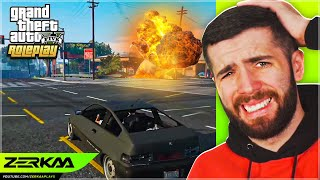 I Tried To Save Chang Gang From An Explosion in GTA 5 RP!