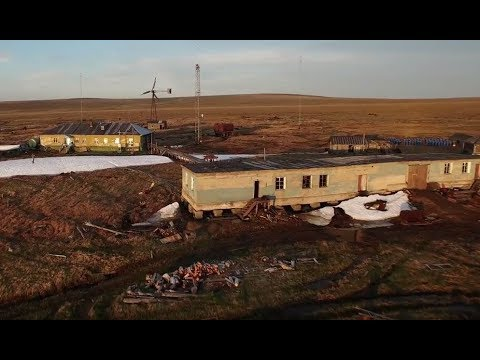 Ambarchik: Research on permafrost at the Siberian arctic coast