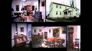 Housing Our History by William Hosley @ Farnsworth Museum