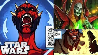 How is Darth Maul Alive? - Star Wars Explained