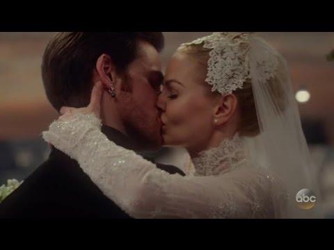 Hook & Emmas Wedding 6x20 Once Upon A Time