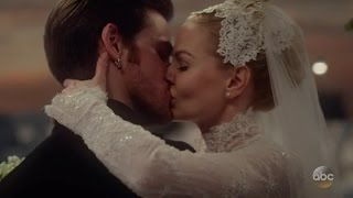 Hook & Emma's Wedding 6x20 Once Upon A Time