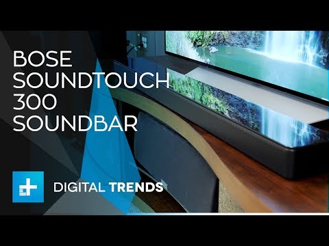 Bose Soundtouch 300 Soundbar - Hands On Review