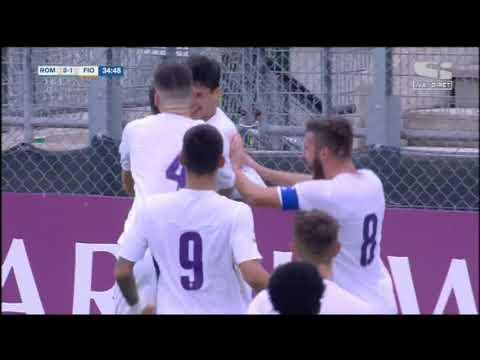PRIMAVERA 1: Roma - Fiorentina 1-2 (Meli, Antzoulas, Celar)