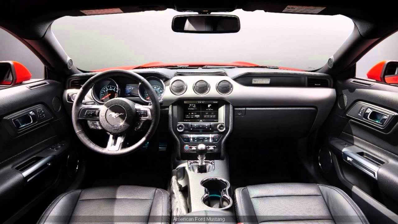 New 2021 ford mustang gt premium fastback for sale in ottawa, on. 2015 Ford Mustang Gt Fastback 5 0l Ti Vct V8 Engine Youtube