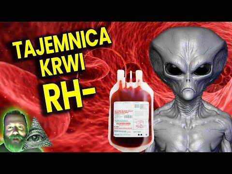 Potomkowie Kosmitów Żyją Na Ziemi. Sekret Grupy Krwi Czynnika Rh- - Spiskowe Teorie Ator Analiza UFO