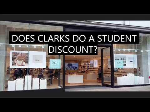 20% Clarks Student Discount | 20% Code