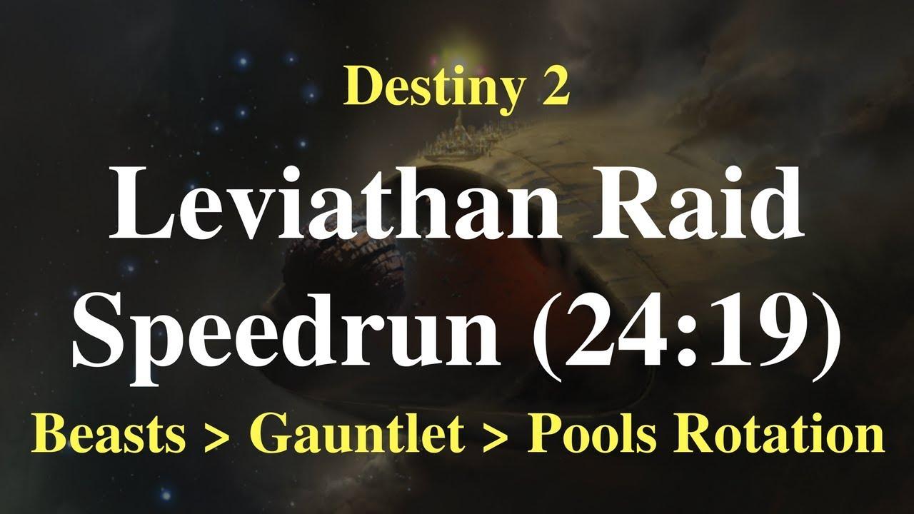 Destiny 2 leviathan raid no matchmaking