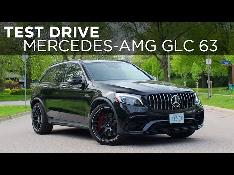 2019 Mercedes-AMG GLC 63 S | SUV Review | Driving.ca