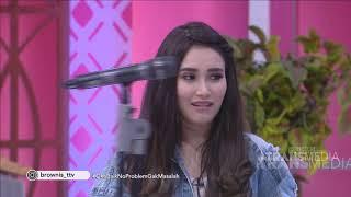 BROWNIS - Nikita Mirzani Geli Sama Wijaya Saputra Karena Muncul di TV Terus? (27/3/19) Part 2