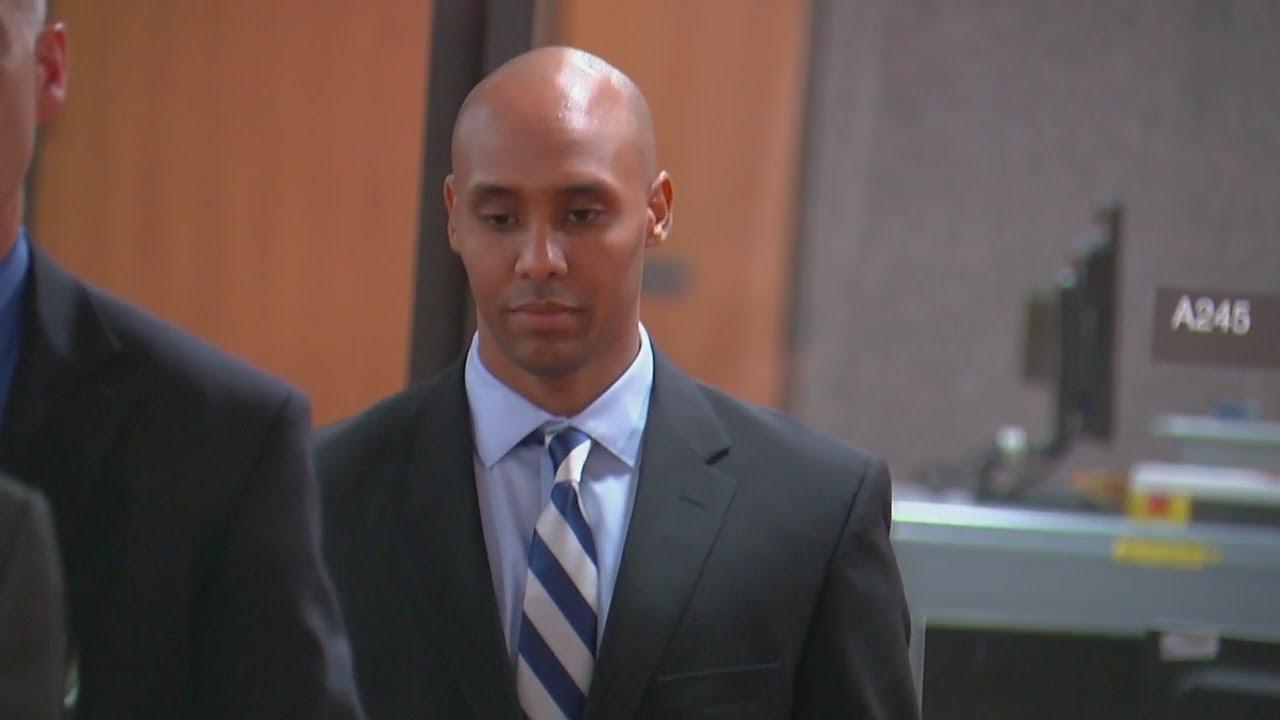 Mohamed Noor's Sentencing Set For Friday