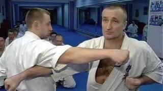 Уроки каратэ киокушинкай (видео). Часть 2