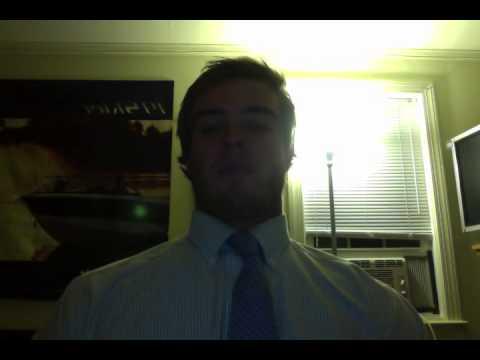 Marketing 330 on current event: Joseph Weidner