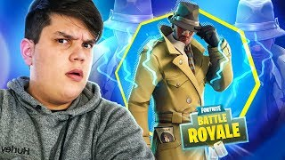 NEW SKIN OF RESEARCHER AT FORTNITE ‹ JUAUM ›