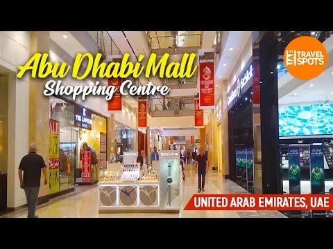 Abu Dhabi Mall, United Arab Emirates, ابو ظبي مول