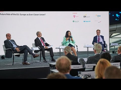 Panel 2 The Future Role of the EU: Europe as Ever Closer Union?