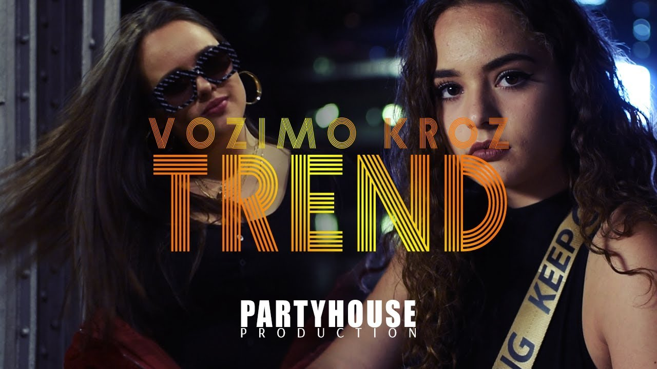 Andjela&Nadja - Vozimo Kroz Trend (Official Music Video)