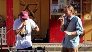 Moondiggity- Jamie Macdowell and Tom Thum