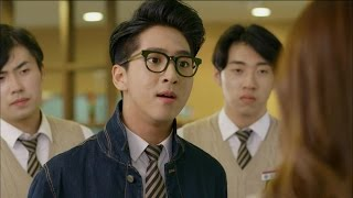 【TVPP】Baro(B1A4) - You Are Outcast in the Class, 바로(비원에이포) - 네 편은 이 찐따 하나밖에 없는 것 같은데? @ Angry Mom