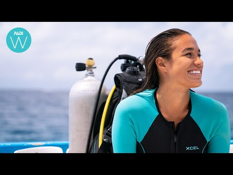Crazy, Awesome Dive Lifestyle | PADI Women's Dive Day 2020