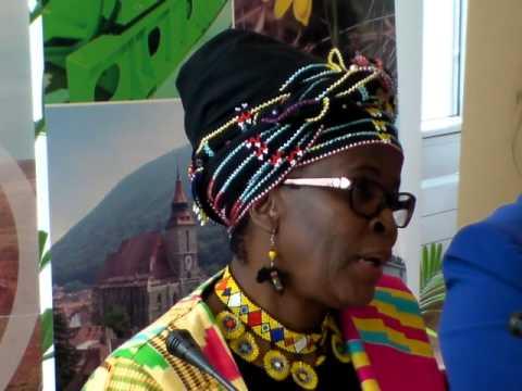 Thenjiwe Ethel Mtintso - Conferinţa ANTREPRENORIATUL FEMININ - Ediţia a III-a