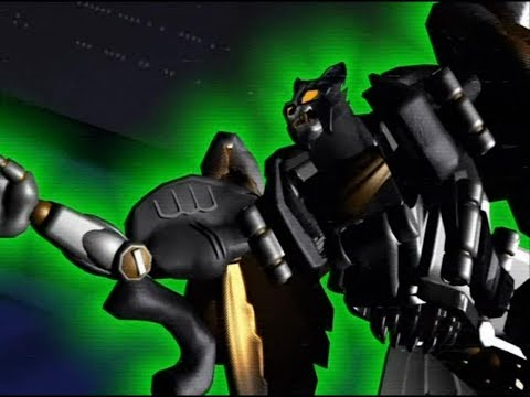 "BEAST MACHINES ""Silverbolt is Jetstorm"""