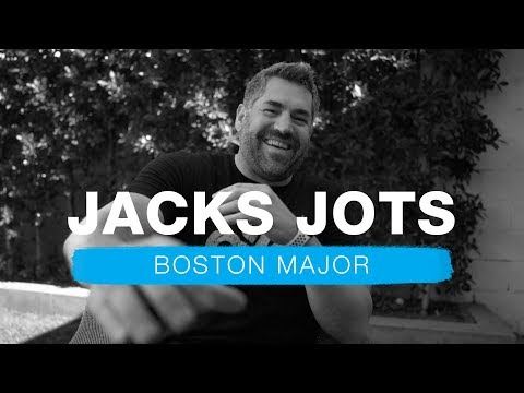 Jack's Jots: Boston Major