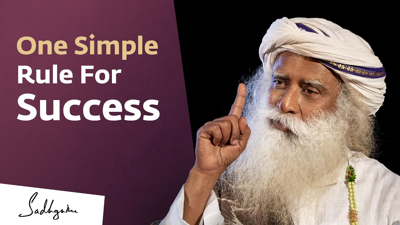 Download How To Be Really Successful? | Sadhguru Answers