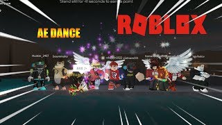 ROBLOX with 500 ae quaying game Mocap Dancing