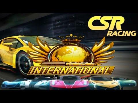CSR Racing: The International Gameplay