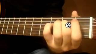 Видеоурок Кельтская гитара Кукушка часть 2