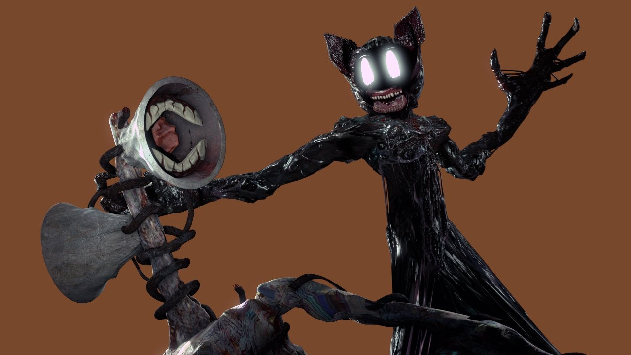 Download Siren Head vs Cartoon Cat: The First Encounter [The Short Film]