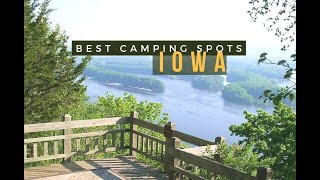 Best Camping in IΟWA - Campgrounds, RV parks and State Parks