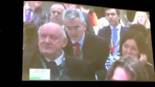 Όχι «εκπτώσεις» για την ένταξη Τουρκίας και Αλβανίας στην ΕΕ (speech - 54th COSAC)
