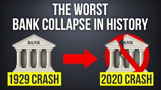 The Worst Bank Collapse In History: American, European & UK banks Are On The Blink Of Collapse