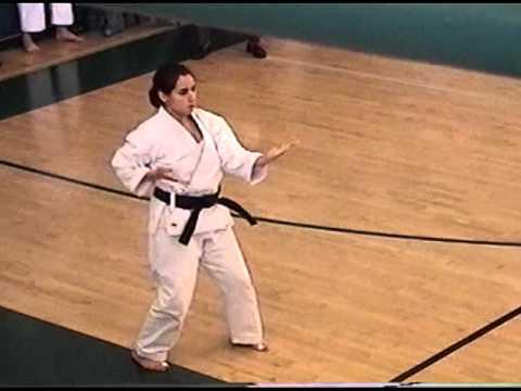 Uechi-Ryu Karate - Seisan Kata - International Karate ...