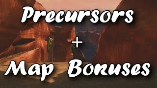 Guild Wars 2 Precursor Crafting + Map Bonuses