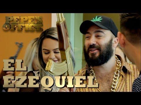 EL EZEQUIEL IRRUMPE EN LA OFICINA DE PEPE - Pepe's Office