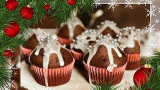 MUFFINKI czekoladowe | Damian Kordas