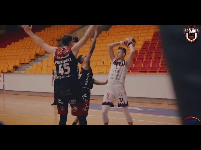 Skrót meczu PGE Spójnia Stargard - Enea Astoria Bydgoszcz
