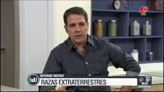 Buen día Uruguay - Razas extraterrestres 08 de Mayo de 2017