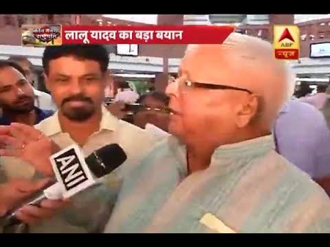 Presidential Election: Nitish Kumar should not make historic mistake, says Lalu Yadav
