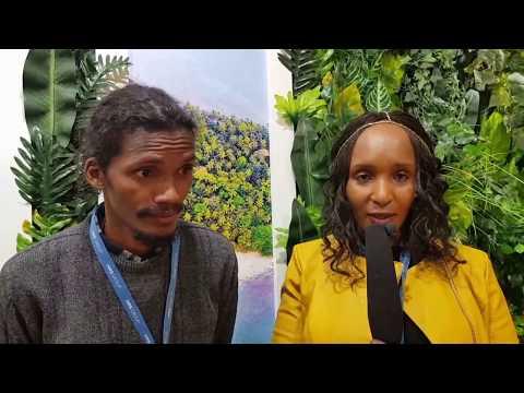 último dia com São Tomé e principe -ITB Berlin 2018