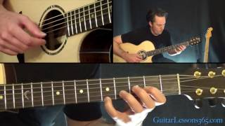 �������� ���� Oh My Love Instrumental Guitar Cover by Carl Brown - John Lennon ������