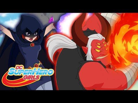 Nunca más (tercera parte) | 418 | DC Super Hero Girls en Español