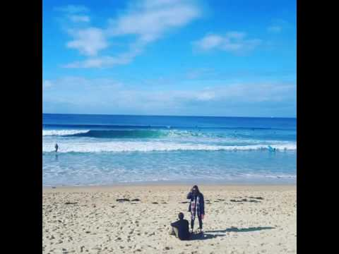 Surf at Manly Beach (Oceanside)