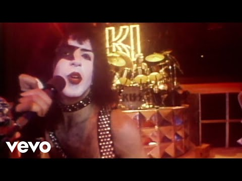Kiss – I Was Made For Lovin' You