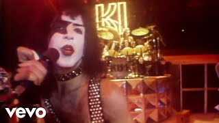 Kiss - I Was Made For Lovin' You (Official Music Video)